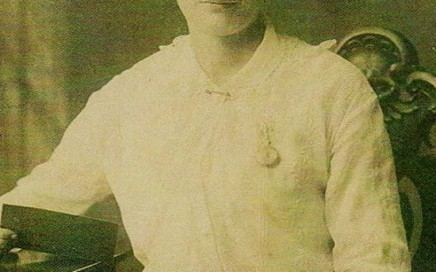 Irish Bridget, Catherine O'Connell
